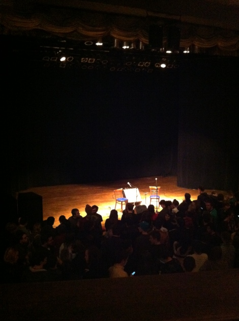 Jeff Mangum at Liberty Hall